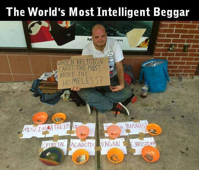 The world's most intelligent beggar: http://t.co/yqxPQDvwIi