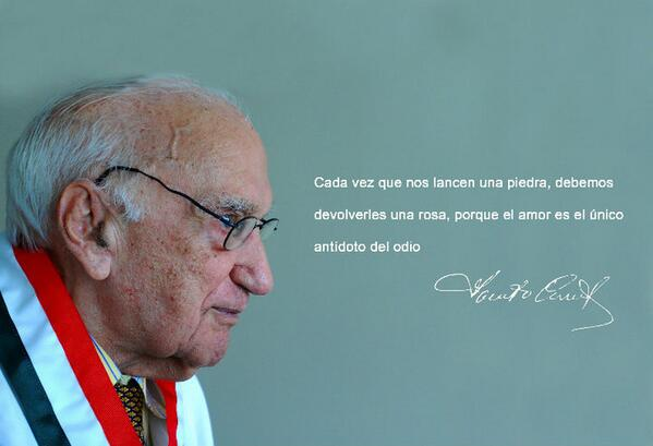 Evenpro  (@Evenpro): Lamentamos la perdida del investigador científico y médico venezolano Jacinto Convit http://t.co/J5Ij16QoS6