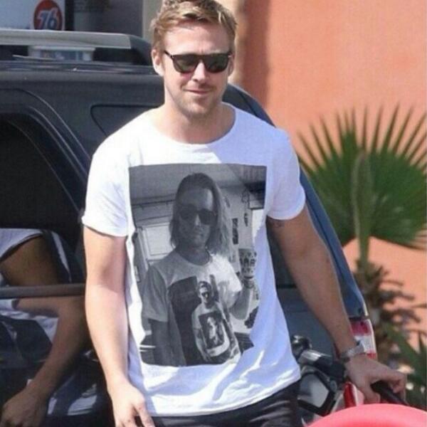 """SHIT JUST GOT REAL """"@cheesedayz: The matrix #ryangosling #macaulayculkin #infinity #shirt #pizzaunderground http://t.co/oP2OGqPii8"""""""