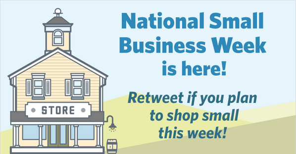 How will you celebrate #smallbusinesses this week?   #SBW2014 #DoMoreBusiness http://t.co/ZpnCQJCQsg