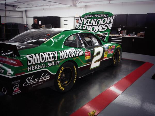 This weekend @bscottracing and the No. 2 team welcome partner @SmokeySnuff @iowaspeedway! #NASCAR http://t.co/vVwX6FM3kP