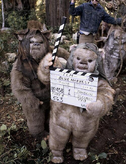 Star Wars: Episode VI - Return of the Jedi. http://t.co/E0VLnkFclr