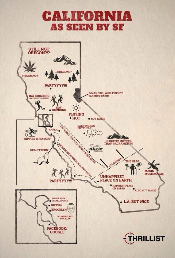 San Franciscans views of CA: http://t.co/4z7o2R3h7A @Amazing_Maps http://t.co/hQXD98K19y