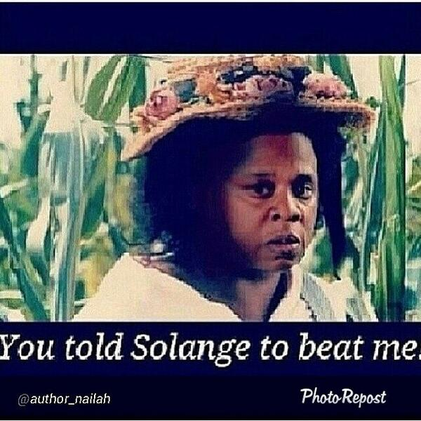 Dear #Solange #memes... thank you for this awesome day. http://t.co/hfguENrCUi
