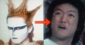 test ツイッターメディア - デーモン小暮閣下のすっぴん♡ https://t.co/8alAmW5VFJ