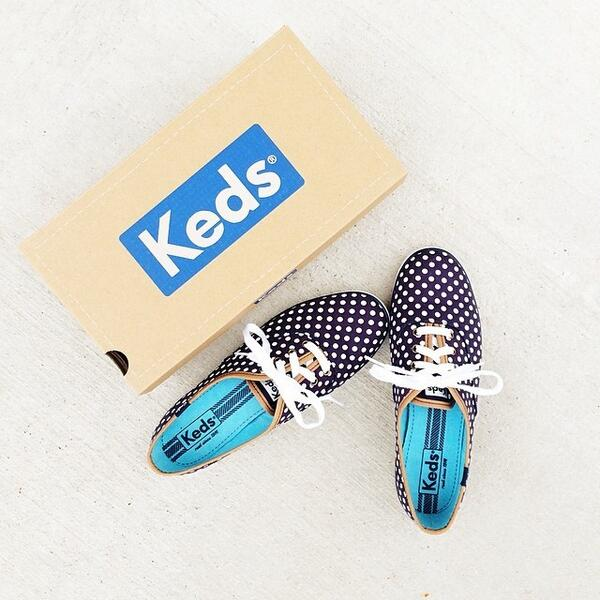 Love my new polka dot Keds from @shoecarnival! #unboxed - http://t.co/3mVgpU571m http://t.co/73aE9cRFdm