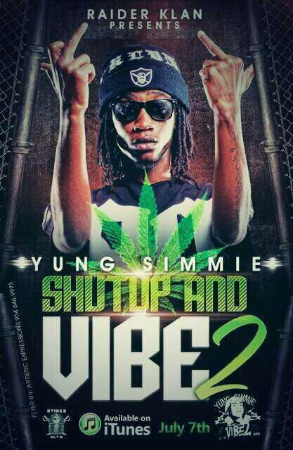 #SUAV2 WILL BE ON ITUNES JULY 7th @275YUNGSIMMIE GON GIVE YOU A CLASSIC!!!! http://t.co/4WP6FzpleA