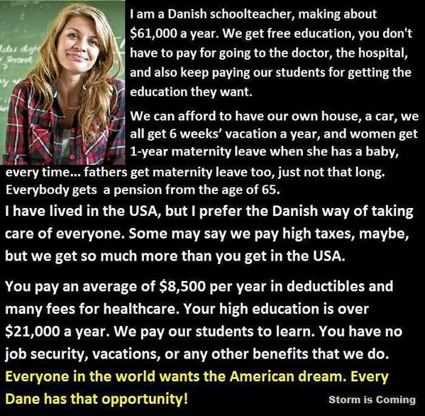 The American Dream is alive and well! ...in other countries. http://t.co/wF6K3QoNfx