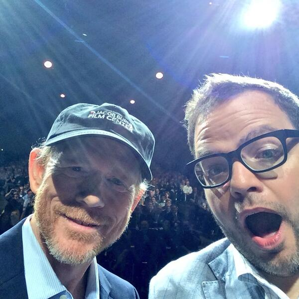 +100! RT @jaybaer: Lots of fun & an interesting conversation about storytelling w/ @RealRonHoward at #SmarterCommerce http://t.co/j1Ag5KxrDF