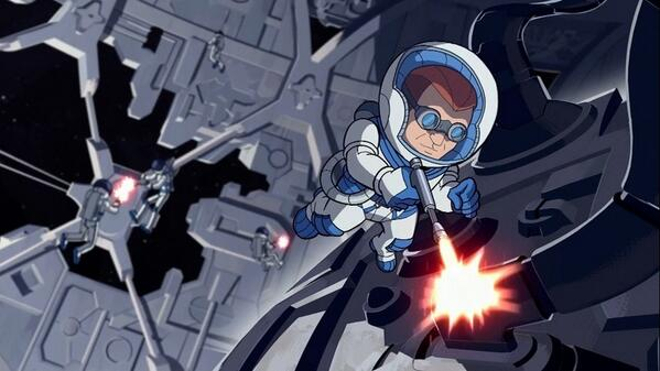 Venture Brothers SPACE SPECIAL coming @AdultSwim later this year! Read more: http://t.co/qqM03vvqNN #VentureBros http://t.co/RFwlLNEoWT
