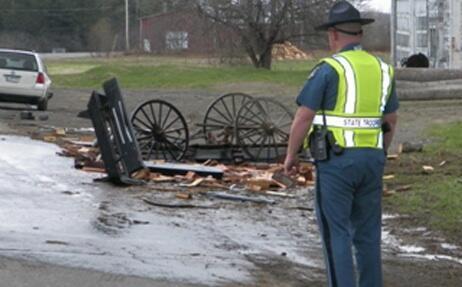Horses don't belong in TRAFFIC.   RT if you AGREE! @peta http://t.co/OXpMkJoyqj
