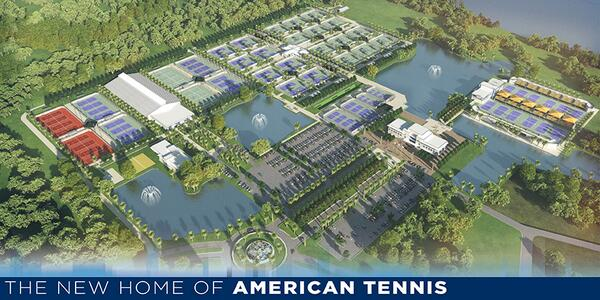 We are excited to announce a new state-of-the-art home for American #tennis in Orlando. http://t.co/Kqtu9NX5nj http://t.co/Eg88MQZecM