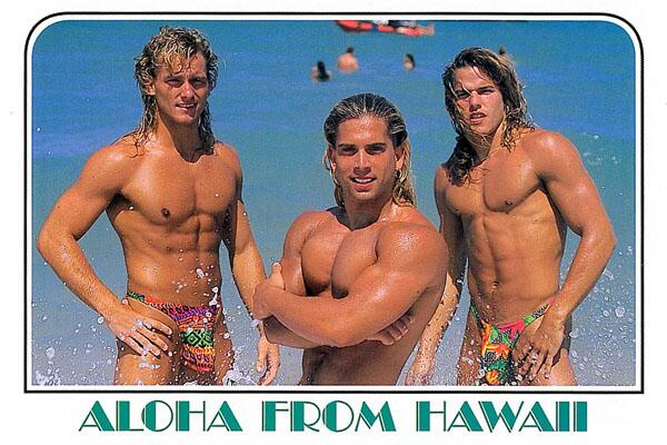 Hawaii in the 90s.... http://t.co/mO4A70oTLP
