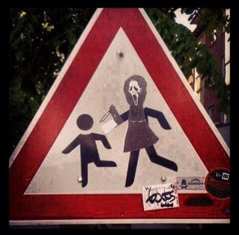 One for @mr_wheatley I think #signs RT  @wescraven: Great street sign. Thanks to @ashleytenace for sharing. http://t.co/h9NTIuKaor