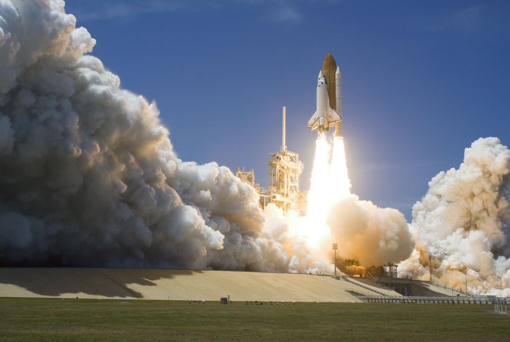 #Now in 2010, Space Shuttle Atlantis launches to the #ISS to begin STS-132   http://t.co/L2ZJc9xxLR
