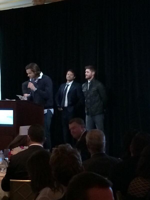 The boys! #SPN! http://t.co/q5GCUYJWRr