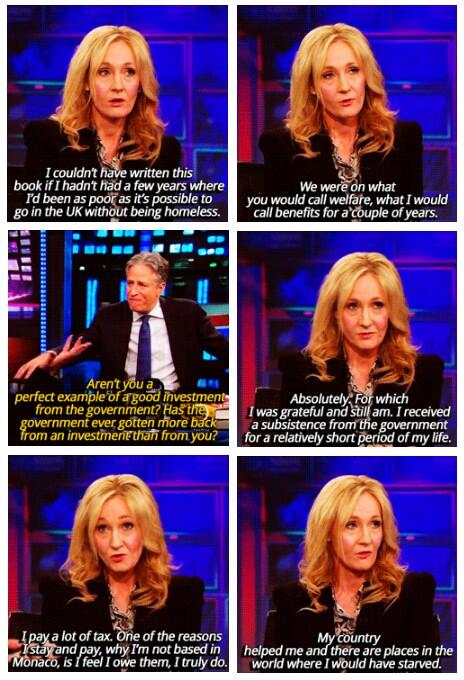 Or when preparing budgets. MT @_patronuspotter: A few people could learn from J K Rowling when it comes to paying tax http://t.co/tpaFaMNOSc