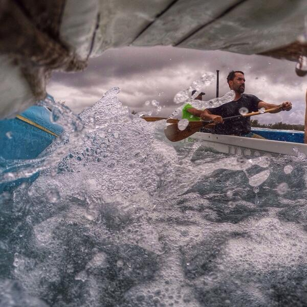 Eye of the storm with the #gopro crew today at @TurtleBayResort http://t.co/8zCrV5uHBw