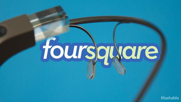 .@GoogleGlass gets Foursquare, TripIt and OpenTable apps. http://twitter.com/mashable/status/466790905807392768/photo/1