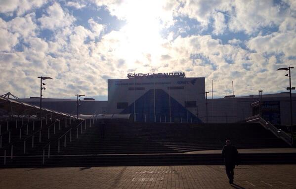 It's a beautiful day for it! Who's going to be joining us?! #TBS2014 http://t.co/yTm7d1ANWZ