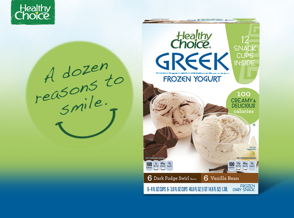 Sweet! You can try our creamy #100calorie Greek Frozen Yogurt at @Samsclub sampling event TODAY, 5/15. #froyo http://t.co/y5YjlK9CD8