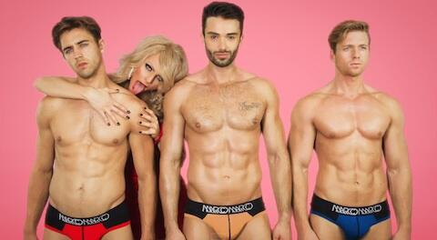 """@tlrd: Courtney Act Cavorts with the 'Mean Gays': MUSIC VIDEO http://t.co/ek2Euvn2fY http://t.co/XPbidqUpYU"" thanks Andy! Xxx"