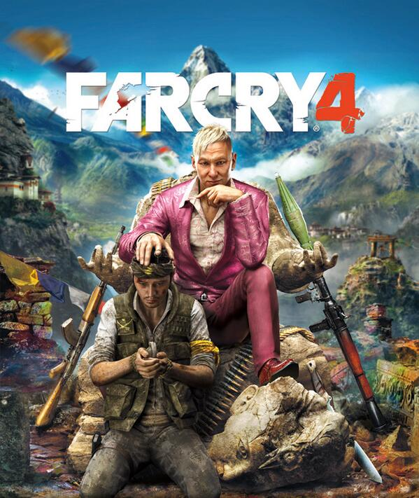 Welcome to Kyrat, the stunning new setting for #FarCry4 coming this November. More here >> http://t.co/cWkeiDzjIH || http://t.co/dxjvlPl8bx