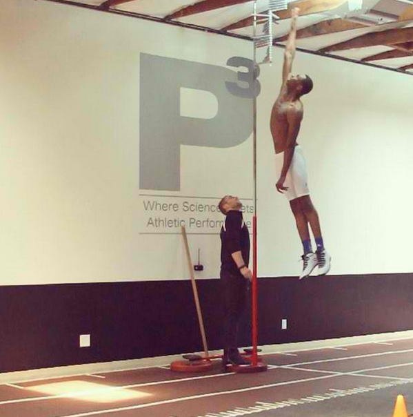 The superhuman vertical of Andrew Wiggins (via @P3sportscience). http://t.co/cJpW00b8V6