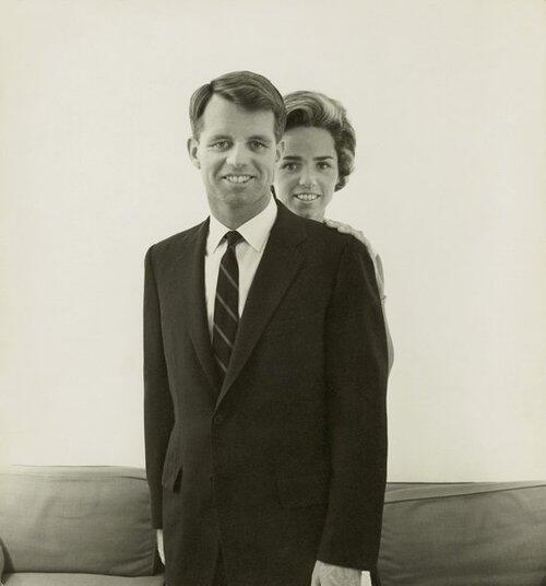 Robert Kennedy kept his wife in a backpack. http://t.co/7t73Oox9QO