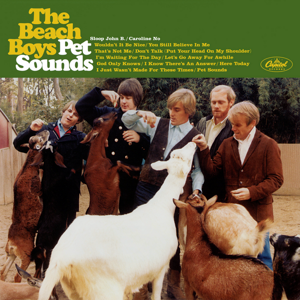 #petsounds was released this day 1966. Brian: I kinda think it's because it was made with love and love lasts forever http://t.co/1u7HEQcoY9
