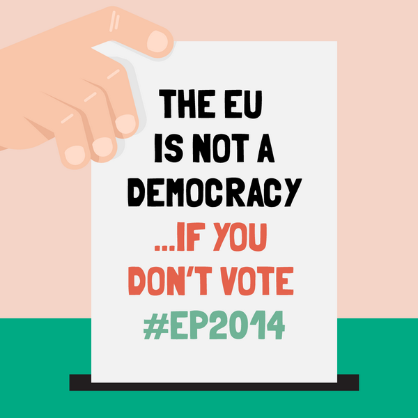 It's one of the largest democratic events in the world. Be there. http://t.co/9axwDFcsLf http://t.co/LiGNwHTixv #EP2014