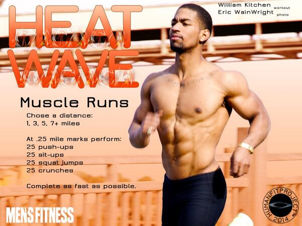 RT @humanfitproject: Here is our new #wrkout series; #HeatWave. Feat Will Kitchen Ph: @WainWrightIMGs @MensFitness @Mike_Simone_ @RRP_HFP http://t.co/INJY9NUSMN