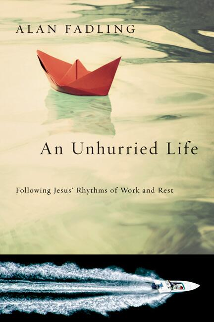 "Grateful for news from IVP that ""An Unhurried Life"" is going into it's 5th printing! http://t.co/Fm1dSvqK6U #fb"