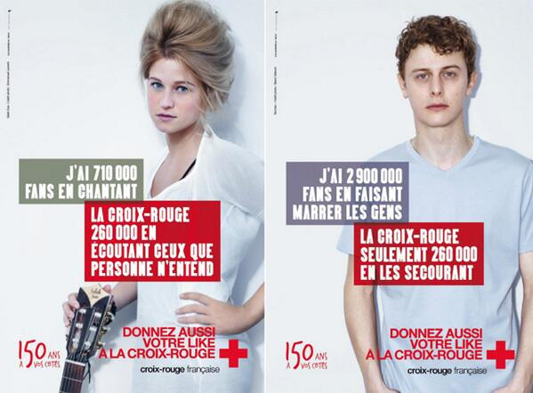 Beaux résultats #SocialMedia pour la campagne @CroixRouge ! Les métriques, un enjeu de Com' : http://t.co/s84LNmhaKo http://t.co/6CIbX4otsR