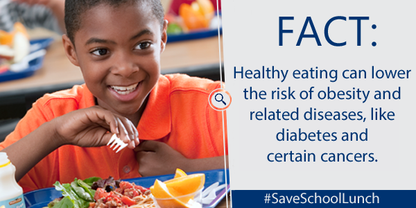 We need to keep school lunch nutritious for the sake of our children's health and well-being  #SaveSchoolLunch http://t.co/JT4bUFcPCq