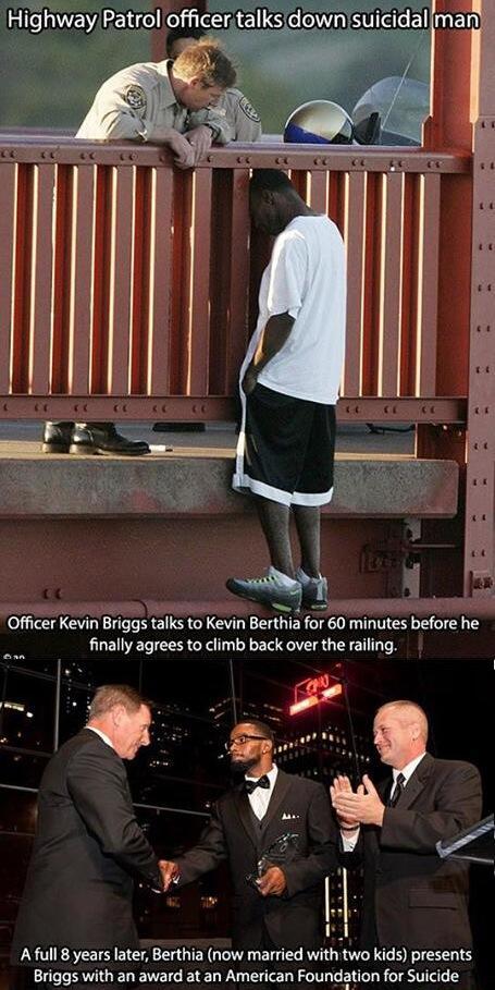 Respect officer! http://t.co/Hv35xFbxGy