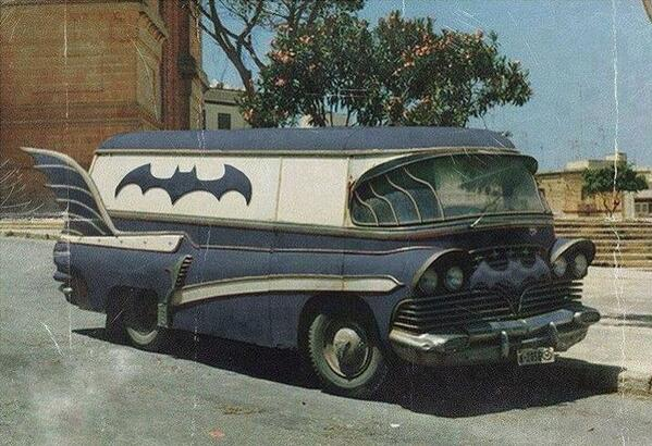 """@haunTopic: Wouldn't it be #awesome....  ...to own this!! http://t.co/jC7DUN7dyn"" Me: This is what goth soccer moms really want to drive."