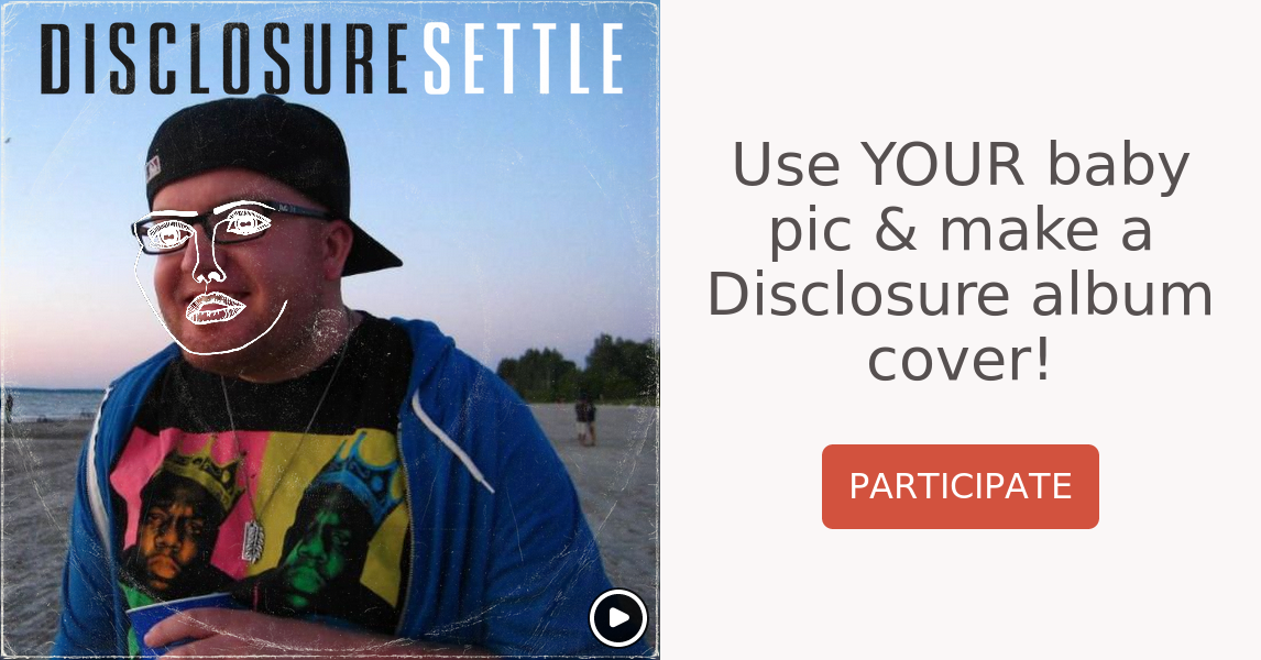 Disclosure album cover