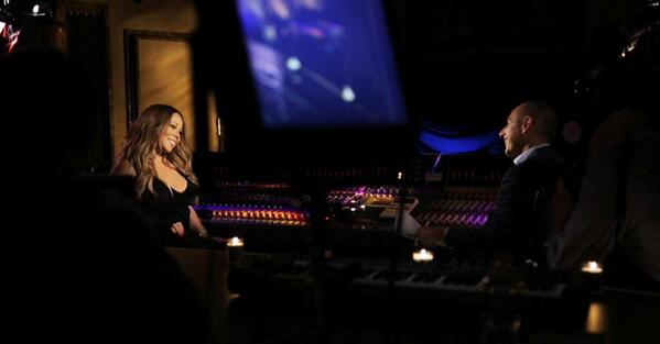 """It's @MariahCarey like you've never seen her before, in """"At Home In Concert With Matt Lauer"""" airing 5/31 @ 8p on NBC! http://t.co/HnnXYRFS5u"""