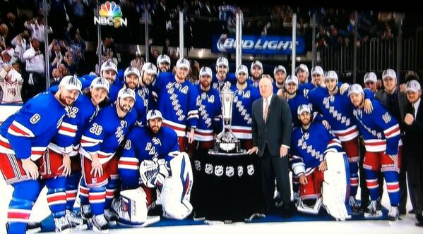 Yeah Baby, Yeah! #NYR http://t.co/smzg4GZVjD