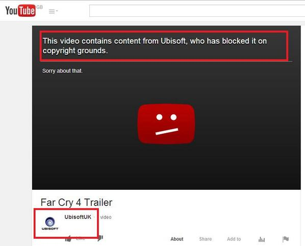 The #fail is strong with this one! @Ubisoft @Youtube (tnx @Ins0mnia) http://t.co/LCS16WdlHV