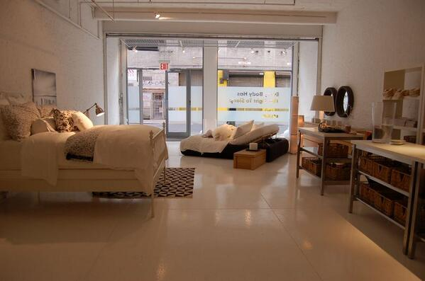 Flashing back to the @DesignByIKEA pop-up at Mulberry! #fbf #ohg #ikea http://t.co/ffqJn3xJs9
