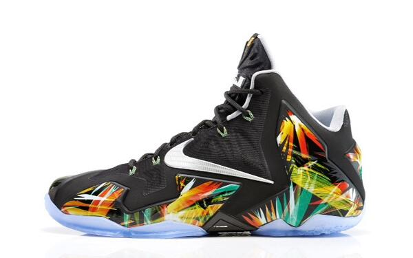 SHOE LAUNCH: The LeBron XI Everglades shoe is avail online & @NBASTORE NYC! Get your pair now: http://t.co/dlIYRjHQQg http://t.co/iAI7L9rV29