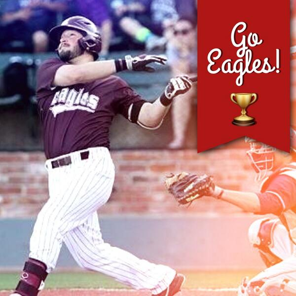 It's Gameday! #HindsCC takes on Mesa CC for the @njcaa D2 Baseball Championship tonight! Go Eagles! @HindsCCSports http://t.co/AXhaamMvy9