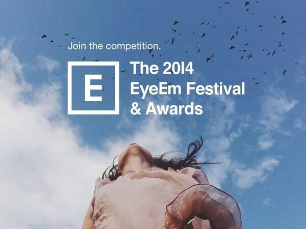 A photography award for a new generation. Say hello to the 2014 EyeEm Festival & Awards. http://t.co/CFCAX24nZN http://t.co/mSQW4HmlTT