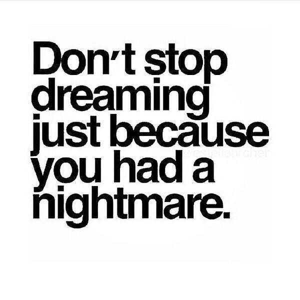 Dream... http://t.co/tW5D9v3cDz