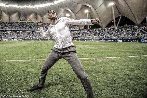 وليد_الفراج# (@waleedalfarraj): ستنجح ..  ليس لديك خيار اخر .. http://t.co/2fSF1j4cJx