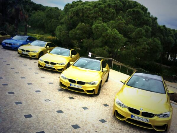 Oh yeah baby! A sight for sore eyes. SVP #M3 #M4 @bmw @NDTVAuto #CNB @NDTVPrime @adiljal @Dhruv_Behl @SirishChandran http://t.co/PXCruhZLAm