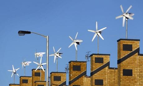 Wind Energy on Rooftops cover image