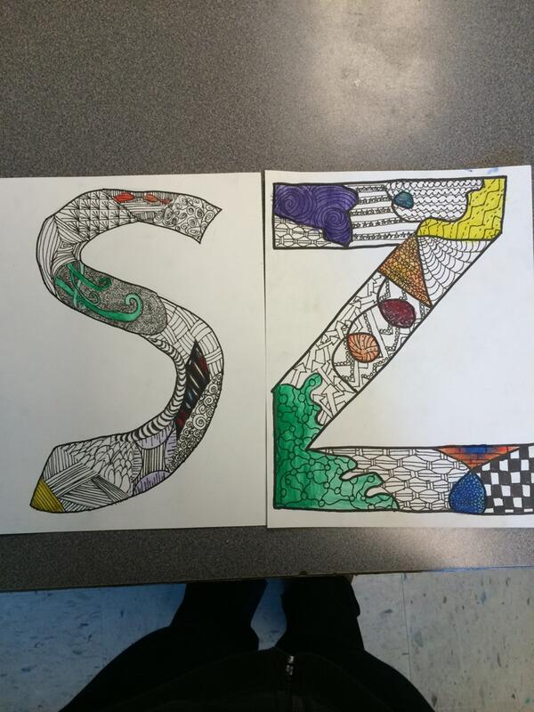 Two finished pieces #DPLN http://t.co/RvMO1ADRTb